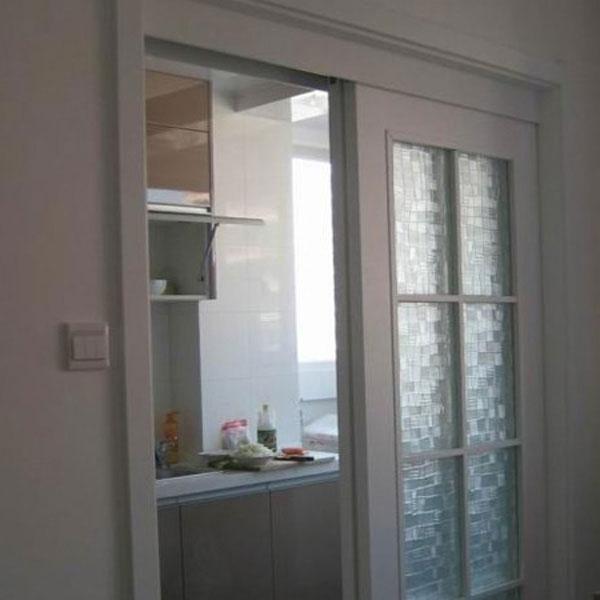 厨房门推拉门效果图; 推拉门,移门,厨房门装修效果图; 厨房推拉门