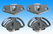 兴达铝制型侧装地轮成套件