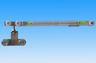 麦奇2Z型阻尼缓冲T型打孔玻璃门夹
