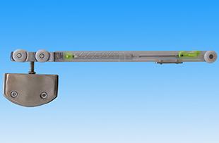兴达麦奇2型阻尼缓冲U型打孔玻璃门夹